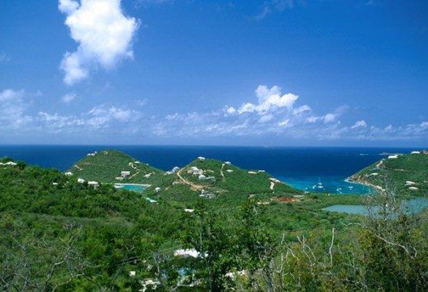 Vacationing on St. John